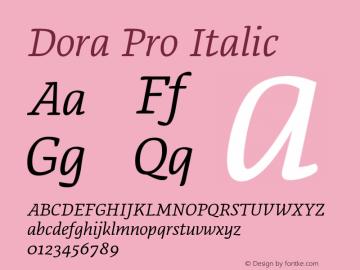 Dora Pro