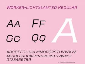 Worker-LightSlanted