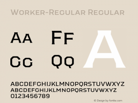 Worker-Regular