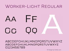 Worker-Light
