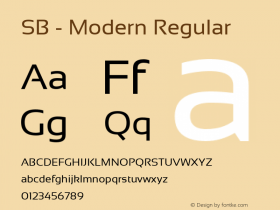 SB - Modern