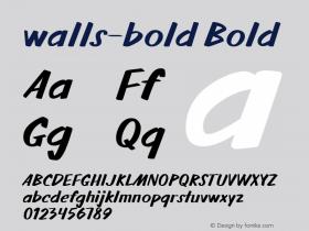 walls-bold