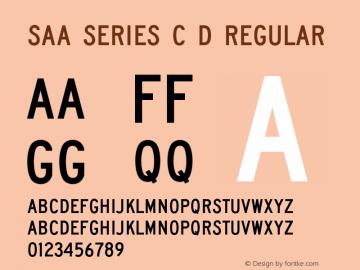 Saa Series C D