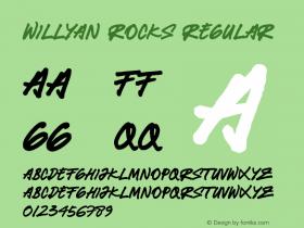 Willyan Rocks