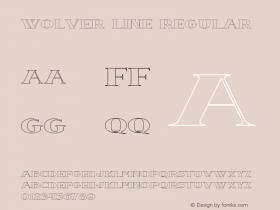 WOLVER LINE