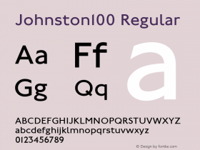 Johnston100