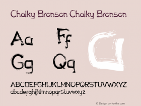 Chalky Bronson