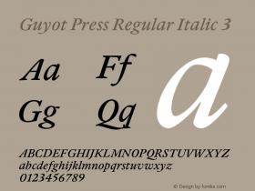 Guyot Press