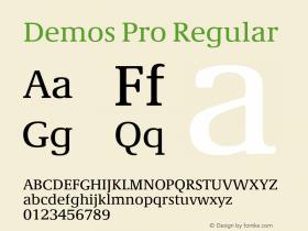Demos Pro