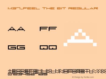 M37_FEEL THE BIT