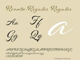 Renata-Regular