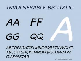 Invulnerable BB