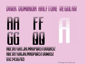 Dark Dominion Halftone