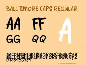 Balltimore Caps