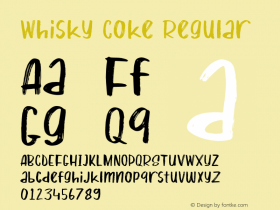 Whisky Coke