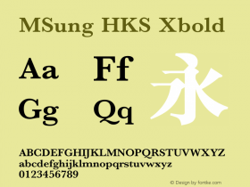 MSung HKS