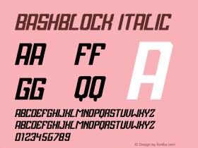 Bashblock