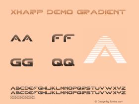 XHARP Demo