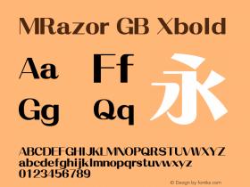 MRazor GB