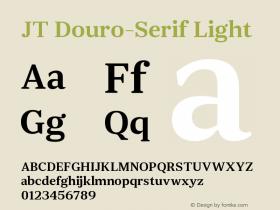 JT Douro-Serif