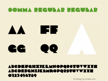 Somma Regular