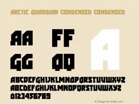Arctic Guardian Condensed