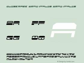QuickMark Semi-Italic