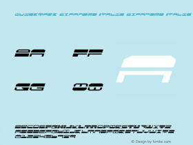QuickMark Expanded Italic