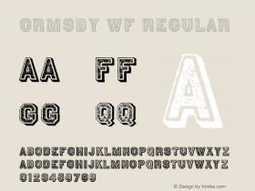 Ormsby WF