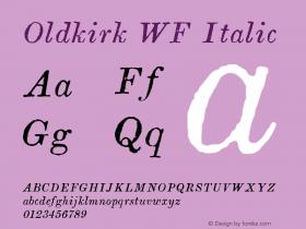 Oldkirk WF
