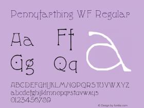 Pennyfarthing WF