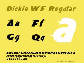 Dickie WF