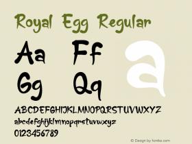 Royal Egg
