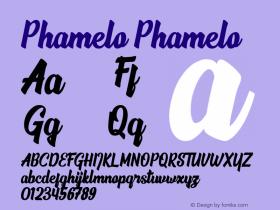 Phamelo