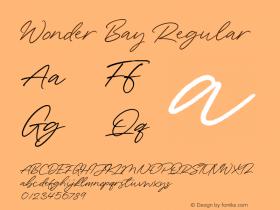 Wonder Bay