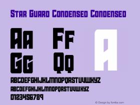 Star Guard Condensed