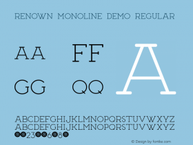 Renown Monoline Demo