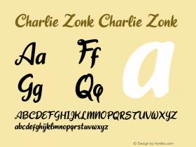 Charlie Zonk