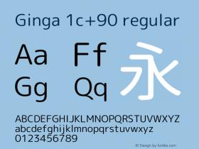 Ginga 1c+90