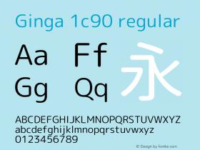 Ginga 1c90