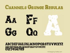 Channels Grunge