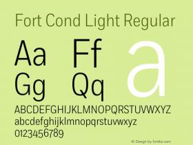 Fort Cond Light