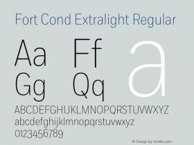 Fort Cond Extralight