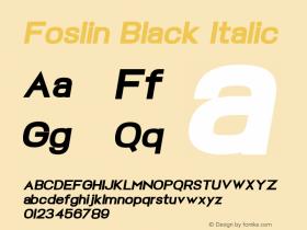 Foslin