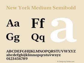 New York Medium