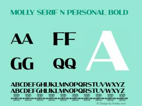 Molly Serif N PERSONAL