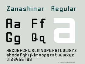 Zanashinar