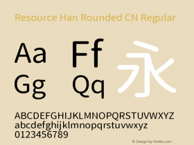 Resource Han Rounded CN