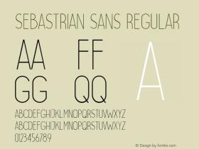 Sebastrian Sans