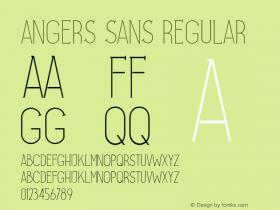 Angers Sans